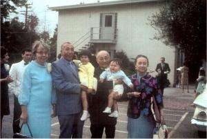 All 4 grandparents