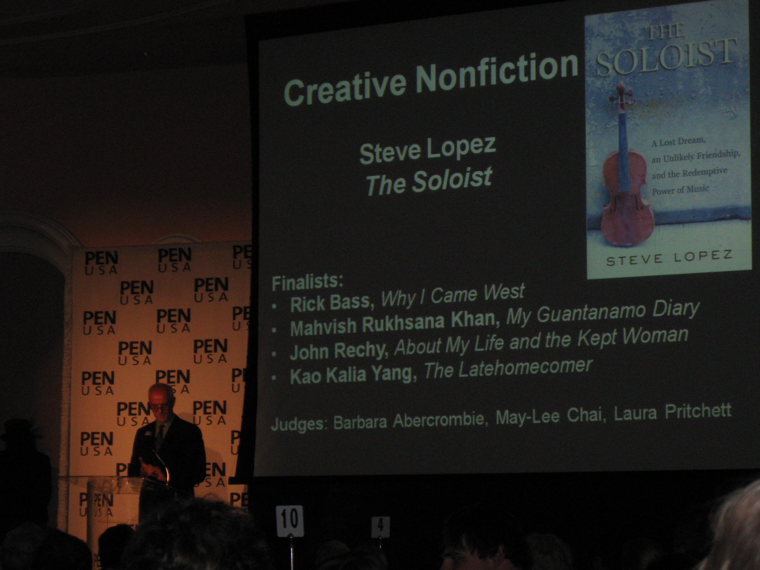 the soloist steve lopez summary