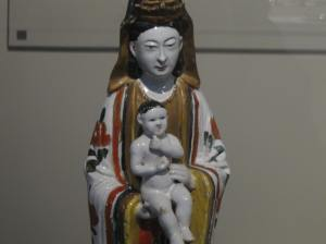 Guan Yin...and Christ?